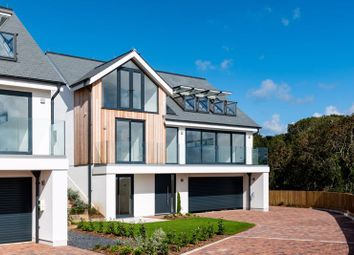 Thumbnail 4 bed detached house for sale in Plot 17, Spinnaker Drive, St Mawes