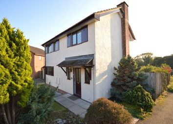Thumbnail 3 bed detached house to rent in Bullands Close, Bovey Tracey, Newton Abbot, Devon