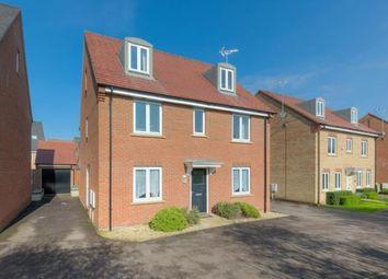 Thumbnail 5 bedroom detached house for sale in Winchcombe Meadows, Oakridge Park, Milton Keynes