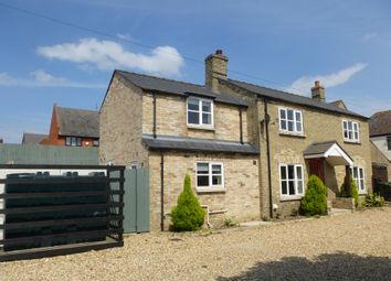 Thumbnail 3 bed property to rent in High Street, Haddenham, Ely