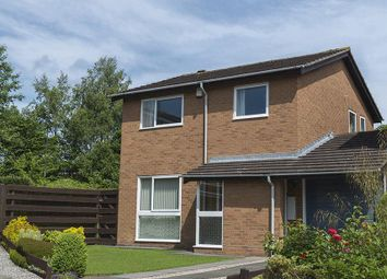 Thumbnail 3 bed detached house for sale in Burnbridge, Seaton Burn, Newcastle Upon Tyne