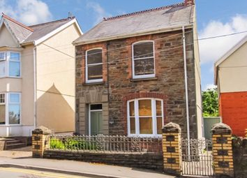 3 bed detached house for sale in Glebe Road, Loughor, Swansea SA4