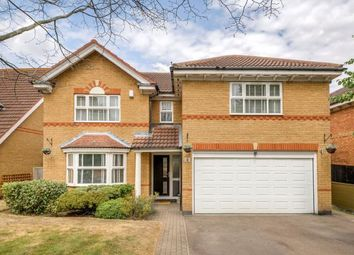Thumbnail 4 bed detached house for sale in Melrose Drive, Elstow, Bedford, Bedfordshire
