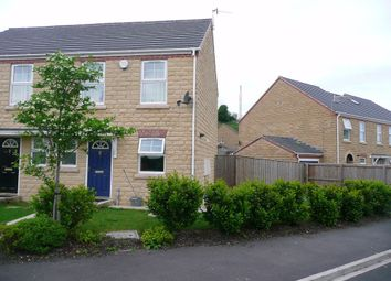 Thumbnail 2 bed semi-detached house to rent in Tanner Hill Road, Bradford, West Yorkshire