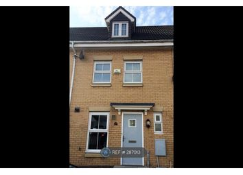 Thumbnail 3 bed terraced house to rent in Ffordd Brynhyfryd, Cardiff
