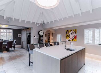 Thumbnail 5 bedroom detached house for sale in Woodfield Lane, Essendon, Hertfordshire