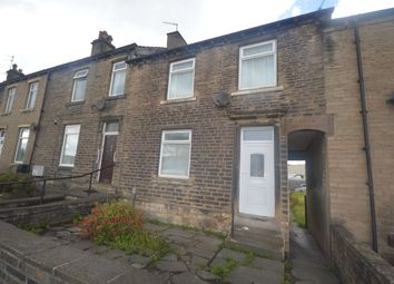 Thumbnail 2 bedroom terraced house for sale in Leeds Road, Bradley, Huddersfield