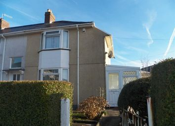 Thumbnail 2 bedroom end terrace house for sale in Brondeg, Manselton, Swansea