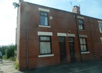 Thumbnail 3 bedroom end terrace house for sale in Harper Street, Wigan