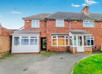 Thumbnail 3 bedroom semi-detached house for sale in Keir Road, Wednesbury