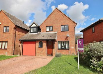 Thumbnail 4 bed detached house for sale in Knollys Close, Abingdon-On-Thames