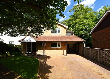 Thumbnail 4 bed detached house for sale in Woodside, Elstree, Hertfordshire