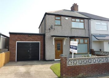 Thumbnail 3 bed semi-detached house for sale in Kelham Road, Grimsby