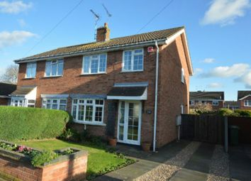 Thumbnail 3 bed semi-detached house for sale in Vicarage Lane, Whetstone, Leicester