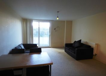 Thumbnail 2 bedroom flat to rent in Goldsmith Avenue, Southsea