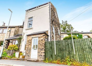 Thumbnail 3 bed terraced house for sale in Hollins Road, Todmorden