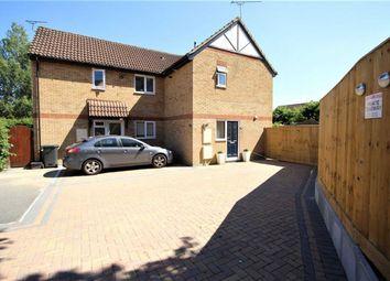 Thumbnail 2 bedroom semi-detached house for sale in Camden Close, Grange Park, Swindon