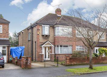 Thumbnail 3 bedroom semi-detached house for sale in Glenavon Gardens, Slough
