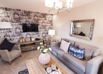 """Thumbnail 3 bed detached house for sale in """"Morpeth"""" at Park Hall Road, Mansfield Woodhouse, Mansfield"""