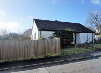 Thumbnail 3 bed detached bungalow for sale in Manor Close, Bude
