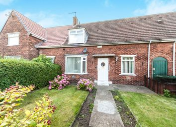 Thumbnail 2 bed terraced house for sale in Banff Grove, Hartlepool
