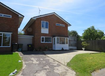 Thumbnail 3 bed detached house for sale in East Woodhay Road, Winchester