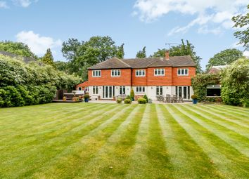 Thumbnail 5 bed detached house for sale in Dartnell Avenue, West Byfleet