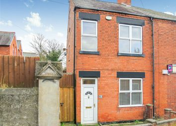 Thumbnail 3 bed end terrace house for sale in Forest Road, Huncote, Leicester