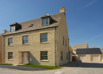 Thumbnail 5 bed detached house for sale in Bradley Drive, Northleach, Gloucestershire