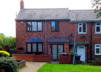 Thumbnail 2 bed end terrace house to rent in Wakenshaw Road, Durham