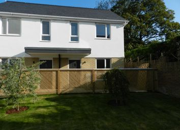 Thumbnail 2 bed semi-detached house to rent in Portland Gardens, Winchcombe Street, Cheltenham