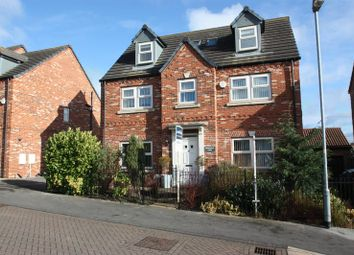 Thumbnail 5 bed detached house for sale in Applewood Gardens, Darrington, Pontefract
