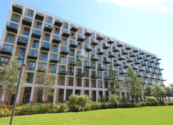 Thumbnail Studio for sale in Endeavour House, Royal Wharf, London