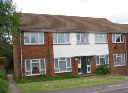 Thumbnail 1 bedroom flat to rent in Downs Close, Lewes