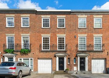 Thumbnail 4 bed terraced house for sale in Park Walk, London
