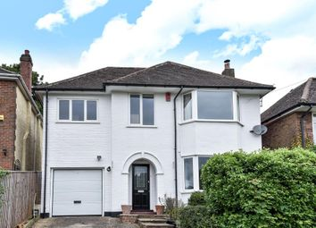 Thumbnail 4 bedroom detached house for sale in High Wycombe, Buckinghamshire