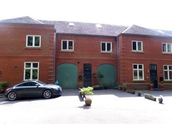 Thumbnail 3 bed terraced house for sale in Park Row, Bretby, Burton On Trent, Derbyshire