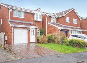 Thumbnail 3 bedroom detached house for sale in Field Farm Close, Stoke Gifford, Bristol
