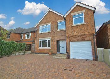 Thumbnail 4 bed detached house for sale in Freda Avenue, Gedling, Nottingham