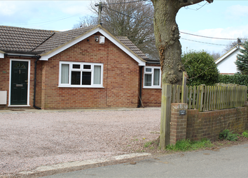 Thumbnail 2 bed bungalow to rent in Little Oaks Bigbury Road, Canterbury, England United Kingdom