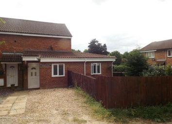 Thumbnail 3 bed semi-detached house for sale in Hilliard Drive, Bradwell, Milton Keynes