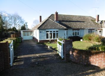Thumbnail 3 bedroom bungalow for sale in Folgate Lane, Costessey, Norwich