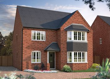"Thumbnail 5 bed detached house for sale in ""The Oxford"" at Trentlea Way, Sandbach"
