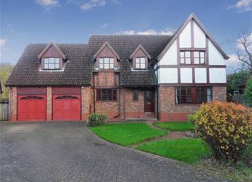 Thumbnail 5 bed detached house to rent in Maltings Court, Alne, York