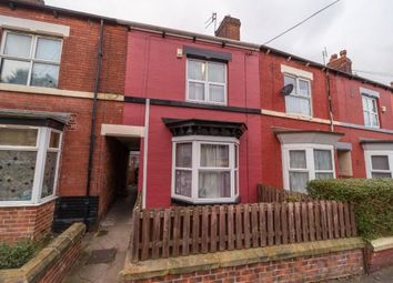 Thumbnail 4 bed terraced house for sale in Cammell Road, Sheffield