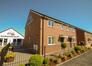 Thumbnail 3 bed town house for sale in The Lawrence, Victoria Park, Off Boothen Old Road, Stoke