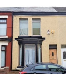 Thumbnail 3 bed terraced house for sale in Scott Street, Bootle