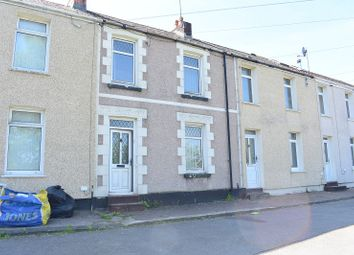 Thumbnail 2 bedroom terraced house for sale in Taplow Terrace, Bonymaen, Swansea