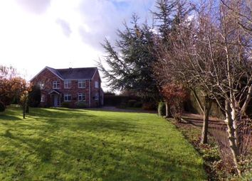 Thumbnail 4 bed semi-detached house for sale in Doncaster Cottages, Middlewich Road, Winsford, Cheshire