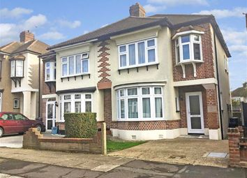 Thumbnail 3 bed semi-detached house for sale in Boleyn Way, Ilford, Essex